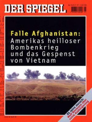 DER SPIEGEL Nr. 45, 5.11.2001 bis 11.11.2001