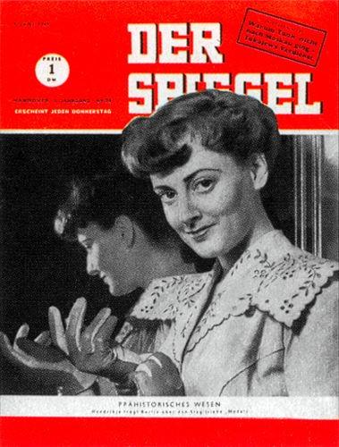 DER SPIEGEL Nr. 24, 9.6.1949 bis 15.6.1949