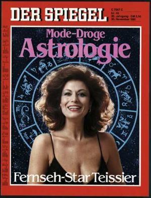 Der Spiegel 49/1981, Astrologie Teissier