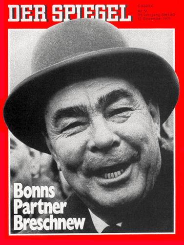 DER SPIEGEL Nr. 51, 13.12.1971 bis 19.12.1971