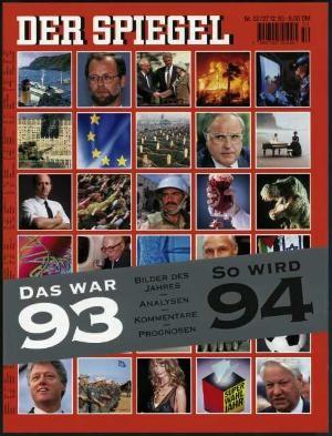 DER SPIEGEL Nr. 52, 27.12.1993 bis 2.1.1994