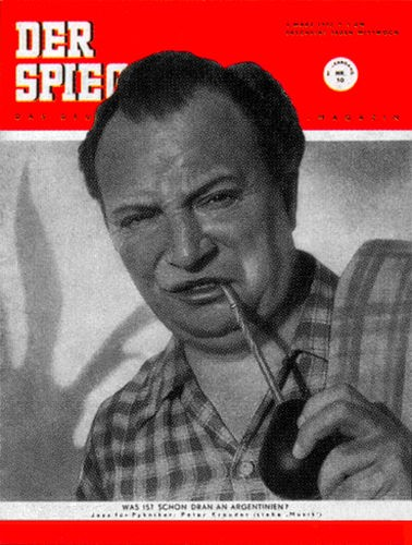 DER SPIEGEL Nr. 10, 5.3.1952 bis 11.3.1952