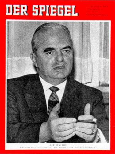 DER SPIEGEL Nr. 2, 7.1.1959 bis 13.1.1959