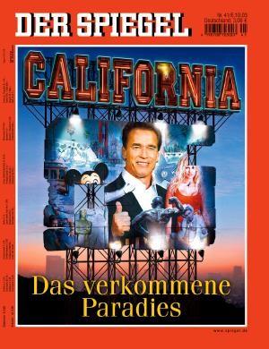 DER SPIEGEL Nr. 41, 6.10.2003 bis 12.10.2003