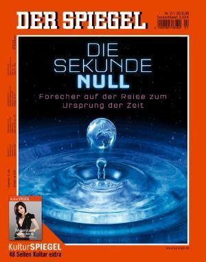 DER SPIEGEL Nr. 27, 30.6.2008 bis 6.7.2008