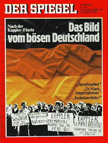 DER SPIEGEL Nr. 35, 22.8.1977 bis 28.8.1977