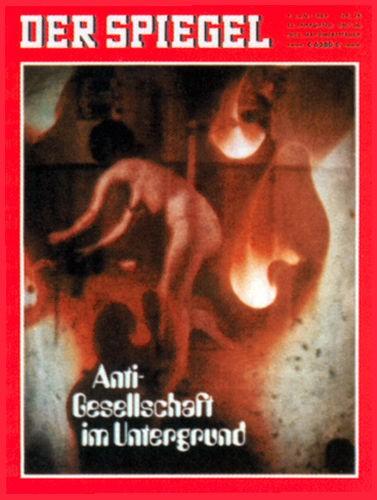 DER SPIEGEL Nr. 24, 9.6.1969 bis 15.6.1969