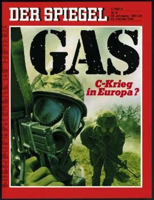 DER SPIEGEL Nr. 8, 22.2.1982 bis 28.2.1982