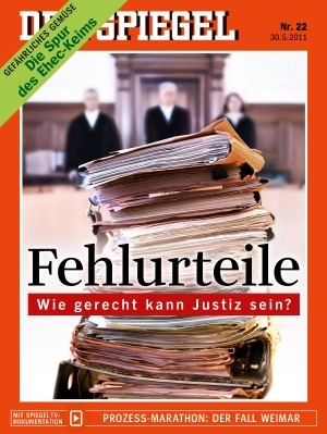 DER SPIEGEL Nr. 22, 30.5.2011 bis 5.6.2011