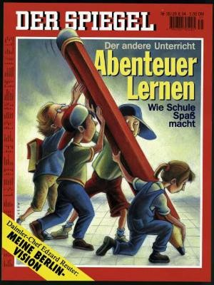 DER SPIEGEL Nr. 35, 29.8.1994 bis 4.9.1994