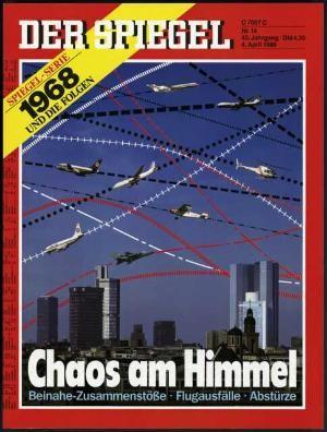 DER SPIEGEL Nr. 14, 4.4.1988 bis 10.4.1988