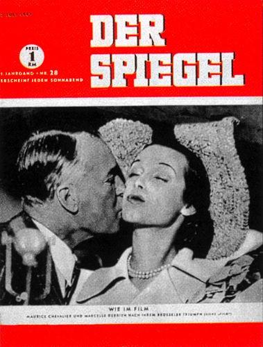 DER SPIEGEL Nr. 28, 12.7.1947 bis 18.7.1947