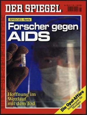 DER SPIEGEL Nr. 28, 10.7.1995 bis 16.7.1995