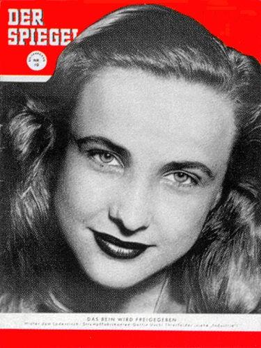 DER SPIEGEL Nr. 10, 3.3.1954 bis 9.3.1954