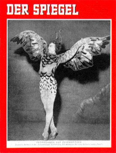 DER SPIEGEL Nr. 33, 13.8.1958 bis 19.8.1958