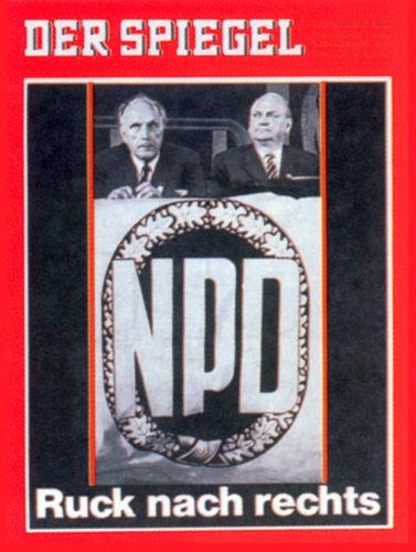 DER SPIEGEL Nr. 49, 28.11.1966 bis 4.12.1966