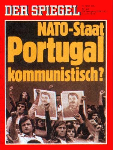 DER SPIEGEL Nr. 23, 2.6.1975 bis 8.6.1975