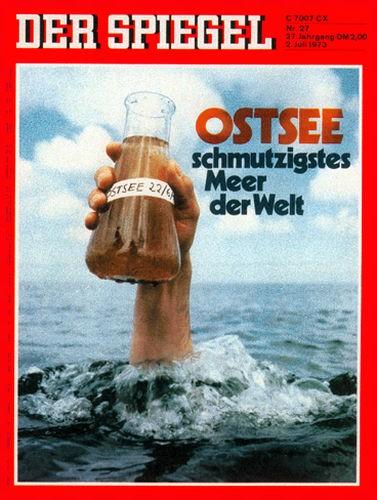 DER SPIEGEL Nr. 27, 2.7.1973 bis 8.7.1973