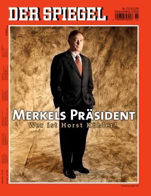 DER SPIEGEL Nr. 11, 8.3.2004 bis 14.3.2004