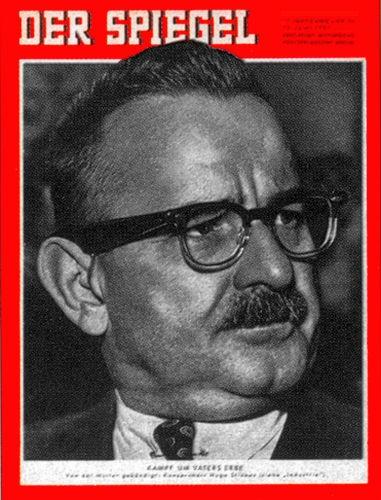 DER SPIEGEL Nr. 24, 12.6.1957 bis 18.6.1957
