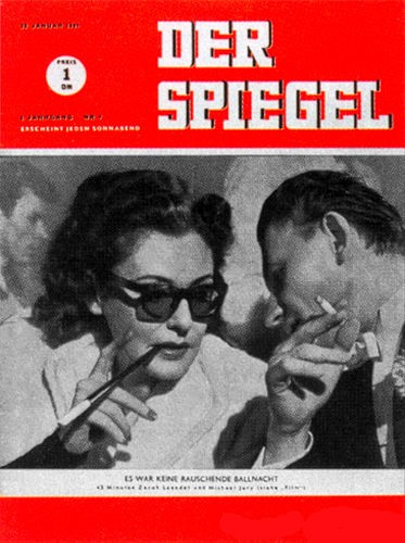 DER SPIEGEL Nr. 4, 22.1.1949 bis 28.1.1949