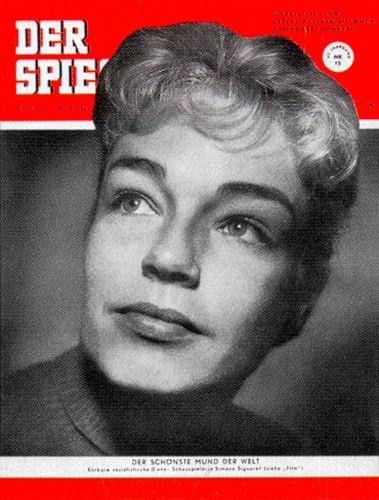 DER SPIEGEL Nr. 15, 8.4.1953 bis 14.4.1953