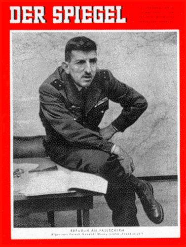 DER SPIEGEL Nr. 22, 28.5.1958 bis 3.6.1958