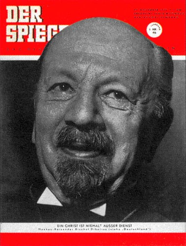 DER SPIEGEL Nr. 46, 12.11.1952 bis 18.11.1952