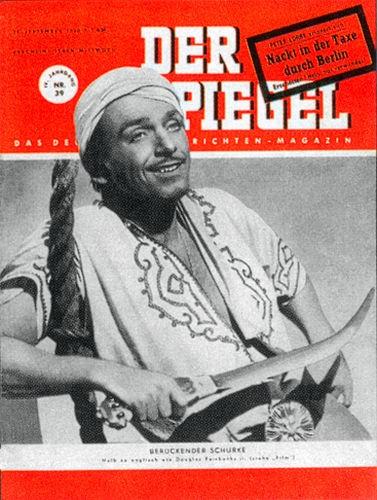 DER SPIEGEL Nr. 39, 27.9.1950 bis 3.10.1950