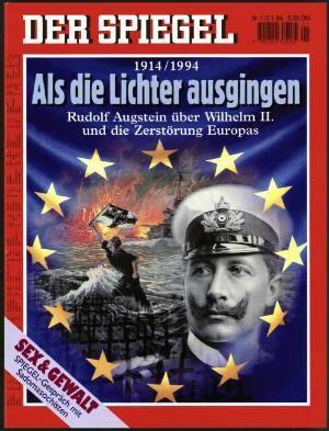 DER SPIEGEL Nr. 1, 3.1.1994 bis 9.1.1994