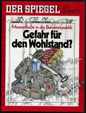 DER SPIEGEL Nr. 4, 22.1.1990 bis 28.1.1990