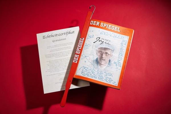 Original SPIEGEL-Zeitungshalter