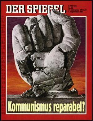 DER SPIEGEL Nr. 36, 1.9.1980 bis 7.9.1980