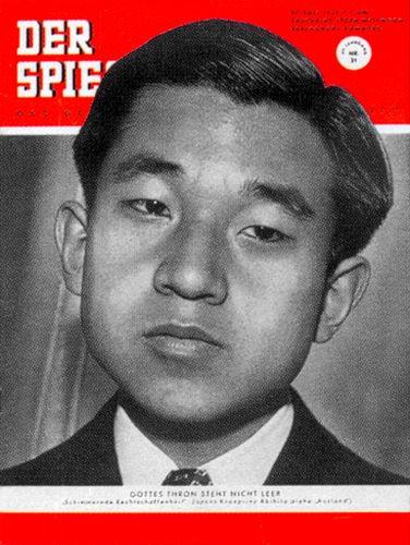 DER SPIEGEL Nr. 31, 29.7.1953 bis 4.8.1953