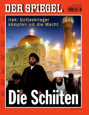 DER SPIEGEL Nr. 36, 1.9.2003 bis 7.9.2003
