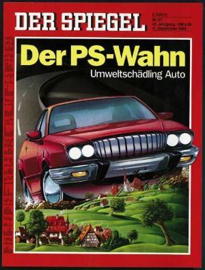DER SPIEGEL Nr. 37, 11.9.1989 bis 17.9.1989