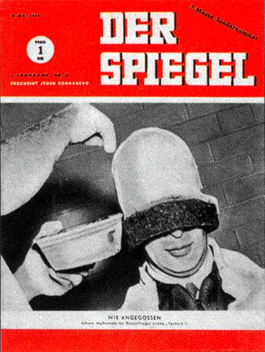 Mai der spiegel 1948 der spiegel 1946 1959 spiegel for Zeitung spiegel
