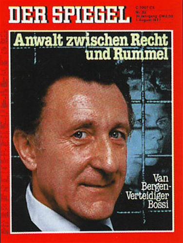 DER SPIEGEL Nr. 32, 1.8.1977 bis 7.8.1977
