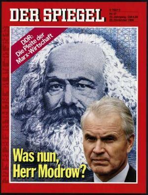 DER SPIEGEL Nr. 47, 20.11.1989 bis 26.11.1989