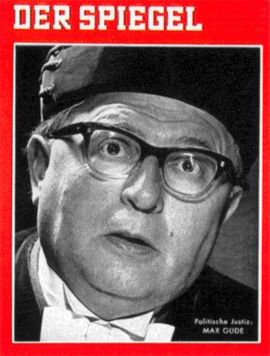 Max Güde, Geburtstag 5.7.1961, 6.7.1961, 7.7.1961, 8.7.1961, 9.7.1961, 10.7.1961, 11.7.1961
