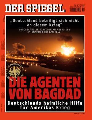 DER SPIEGEL Nr. 3, 16.1.2006 bis 22.1.2006