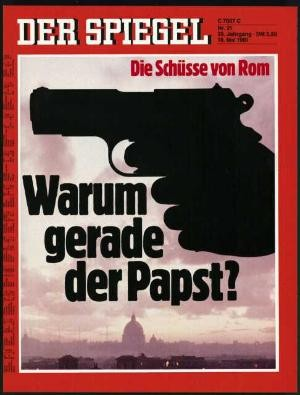 DER SPIEGEL Nr. 21, 18.5.1981 bis 24.5.1981