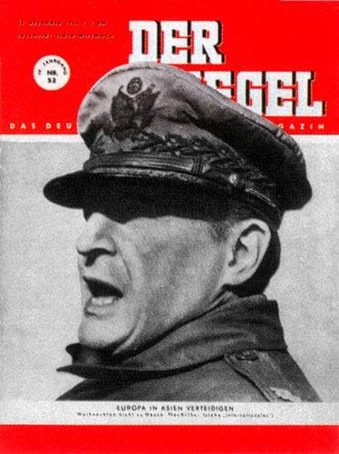 DER SPIEGEL Nr. 52, 25.12.1950 bis 31.12.1950