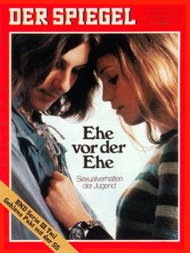 DER SPIEGEL Nr. 13, 22.3.1971 bis 28.3.1971