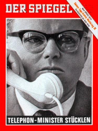 DER SPIEGEL Nr. 32, 5.8.1964 bis 11.8.1964