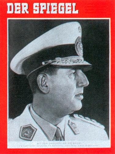 DER SPIEGEL Nr. 39, 21.9.1955 bis 27.9.1955