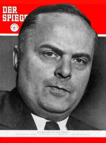DER SPIEGEL Nr. 17, 21.4.1954 bis 27.4.1954