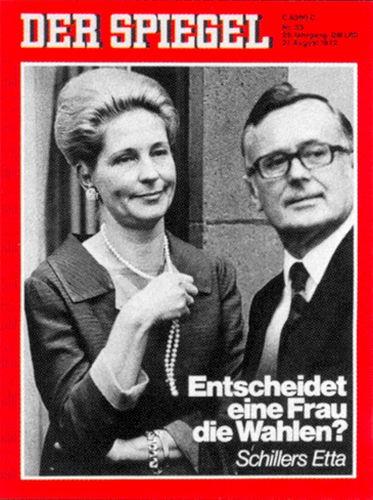 DER SPIEGEL Nr. 35, 21.8.1972 bis 27.8.1972