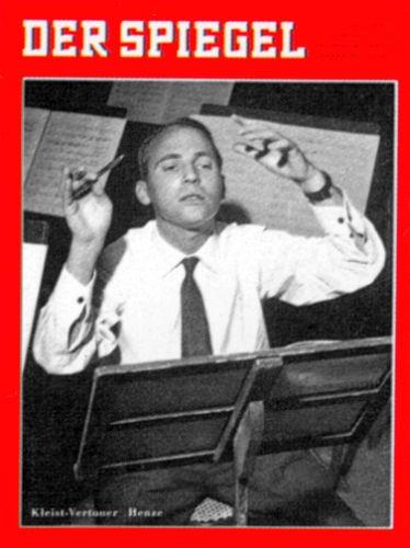 DER SPIEGEL Nr. 28, 6.7.1960 bis 12.7.1960