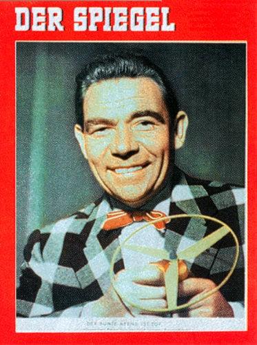 DER SPIEGEL Nr. 36, 31.8.1955 bis 6.9.1955